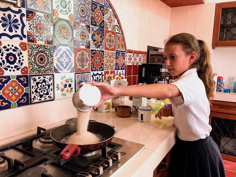 Gulab Jamuns Recipe for Kids- Kid World Citizen