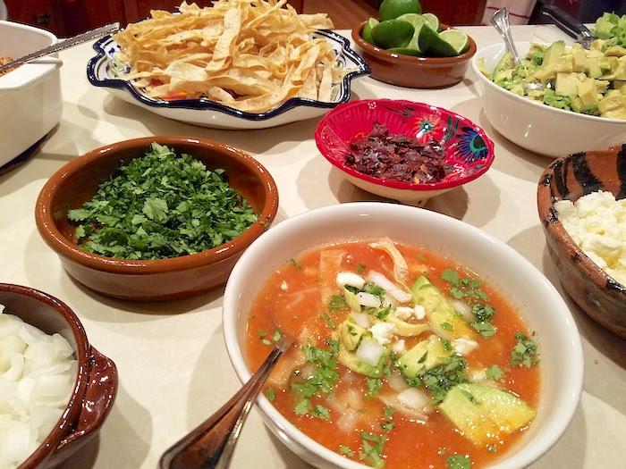 Making Tortilla Soup Recipe Kids- Kid World Citizen