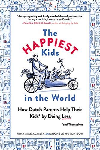 Dutch Parenting Book- Kid World Citizen