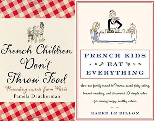 French Kids Eating Habits Books- Kid World Citizen