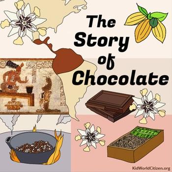 Chocolate Unit Cover- Kid World Citizen