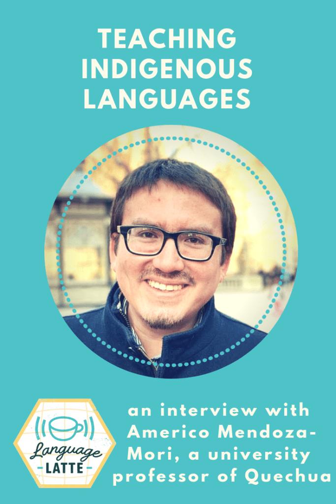Teaching Indigenous Languages- Kid World Citizen