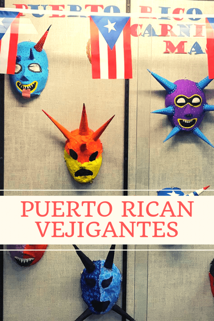 Puerto Rican Vejigantes Craft Kids- Kid World Citizen