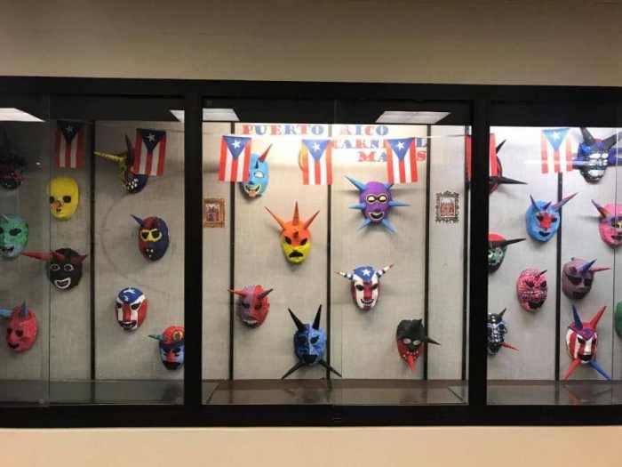 Vejigantes Puerto Rican Mask Project- Kid World Citizen