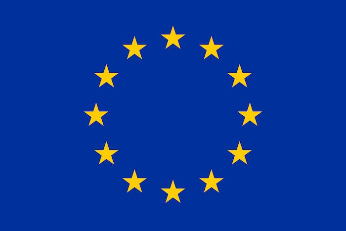 Flag of European Union- Kid World CItizen