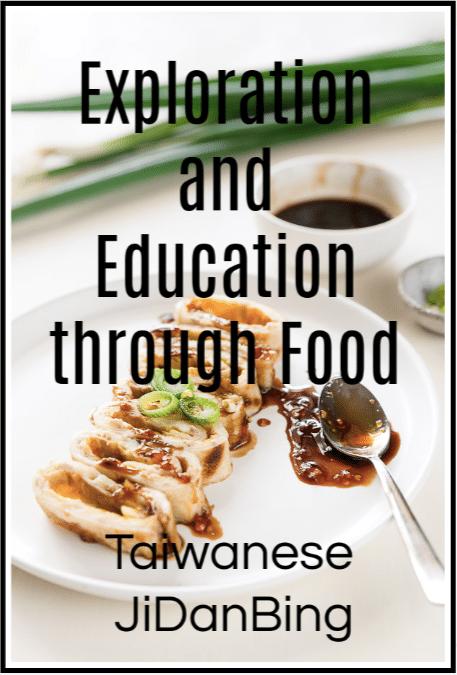 JiDanBing Taiwan Crepes Recipe- Kid World Citizen