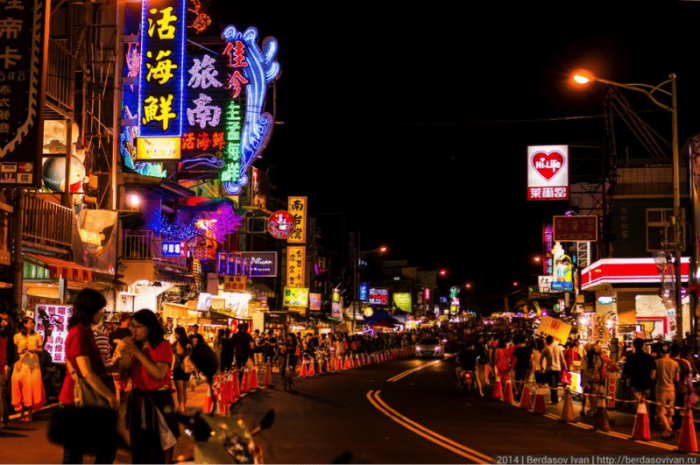 Shilin Night Market Taiwan- Kid World Citizen