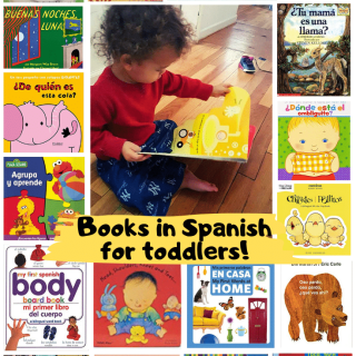 Books in Spanish for Toddlers- Kid World Citizen