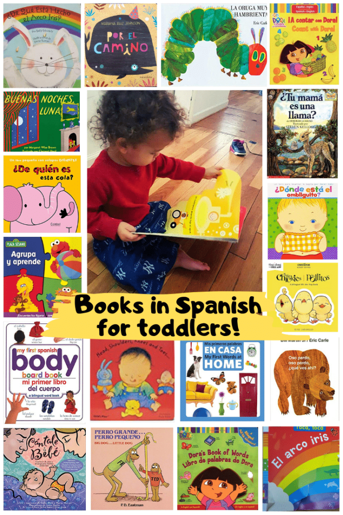 Top Books in Spanish for Toddlers and Babies - Kid World Citizen