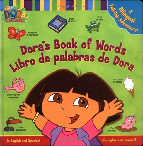 Dora Spanish Books for Toddlers- Kid World Citizen
