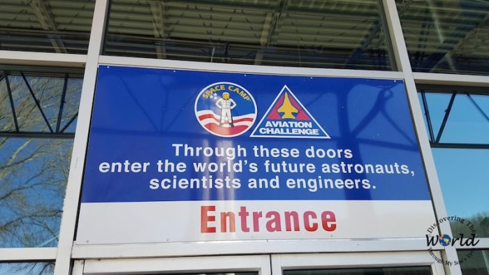 Attending Space Camp- Kid World Citizen