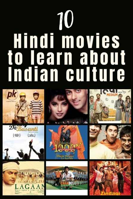10 Hindi movies to learn about Indian culture