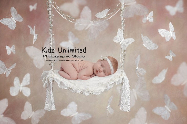 Newborn Baby Photo Shoot Kent