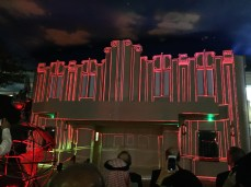 A view of the 3D mapping projection at the KidZania Jeddah theater