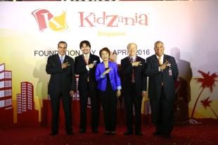 KidZania Singapore Foundation Ceremony-0360