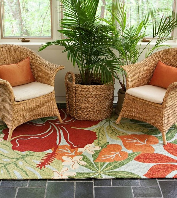 Tropical Decorating Creating A Tropical Canvas Paradise 03