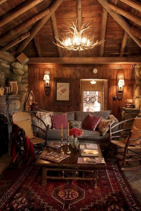 Turn Your Home Into A Cabin Retreat 14