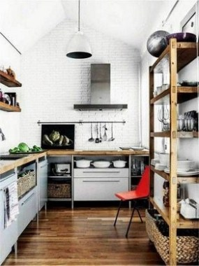 15 Embrace Your Small Kitchen With These Decorating Ideas 06