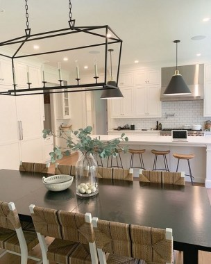 16 How To Decorate An Open Concept Kitchen 17