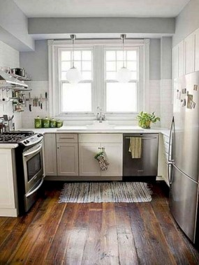 16 Small Kitchen Decor Options 06