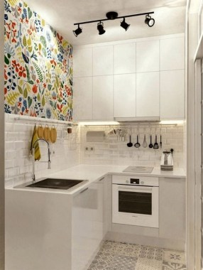 16 Tiny Kitchens You Are Sure To Love 03
