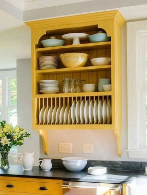 17 Yellow Kitchen Ideas That Will Brighten Your Home 09