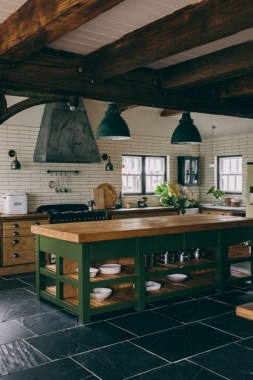 18 Green Kitchens That Will Make You Envious 09