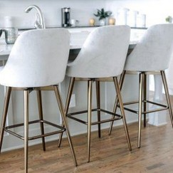 18 Trendy Kitchen Counter Stool Ideas 05