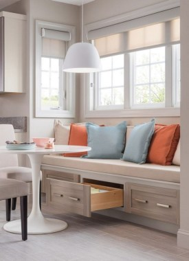 19 Kitchen Banquette Seating Ideas For Your Breakfast Nook 07