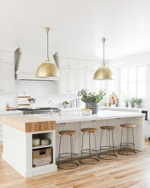 Adding Color To An All White Kitchen Without Disrupting Your DéCor 01