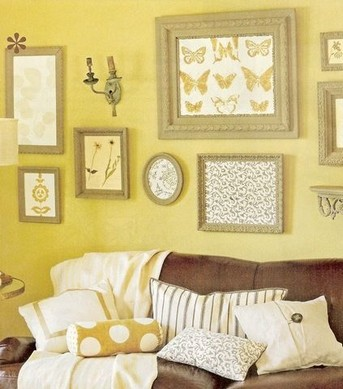 Coordinating Home Decor Inside And Out 15
