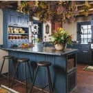 Decorating Kitchen Walls With Visual Allure 23