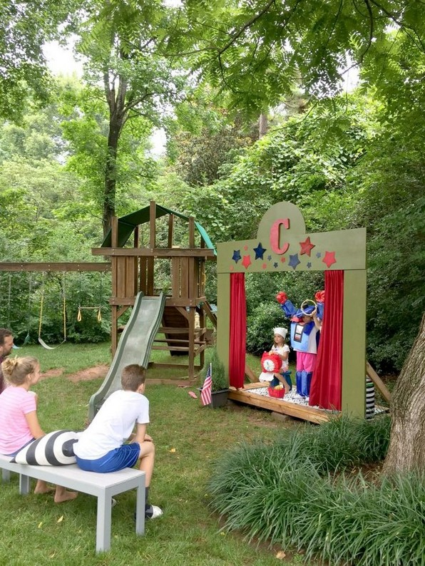 Making Your Backyard Fun 25