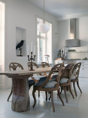 Mix Modern And Rustic For A Stylish Feel 10