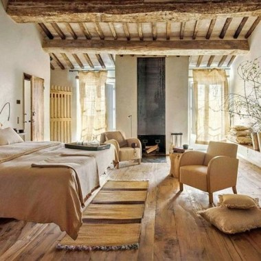 Mix Modern And Rustic For A Stylish Feel 11