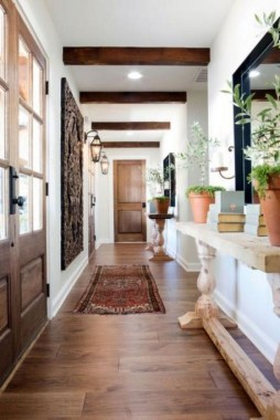 Mix Modern And Rustic For A Stylish Feel 20