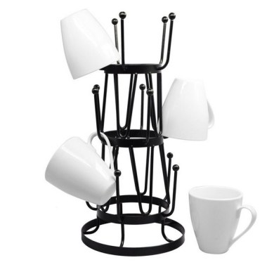 Mug Racks Every Coffee And Tea Lover Should See 09