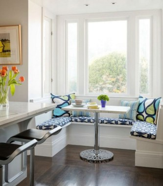 Trendy Breakfast Nook Ideas 08