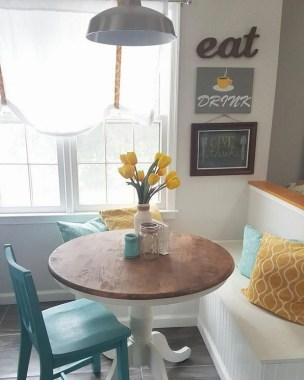 Trendy Breakfast Nook Ideas 17