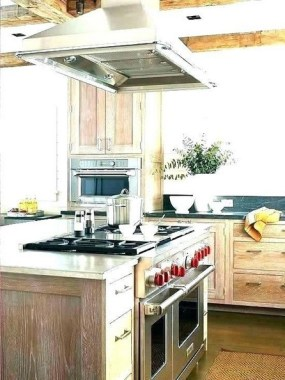 16 Kitchens With Unusual Stove Hoods 12
