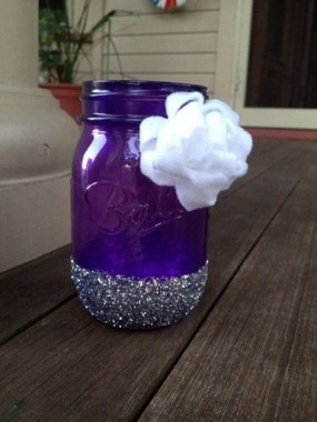 17 Cute DIY Mason Jar Decoration Ideas 17