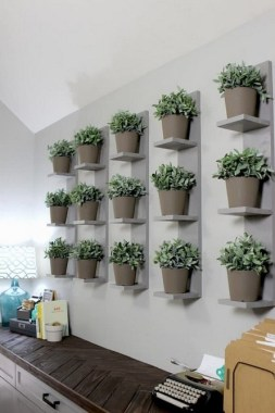 17 Easy DIY Indoor Plant Wall Decoration For Your Home Greenery 08