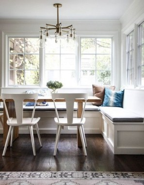 17 Modern Breakfast Nook Ideas That Will Make You Want To Become A Morning Person 07