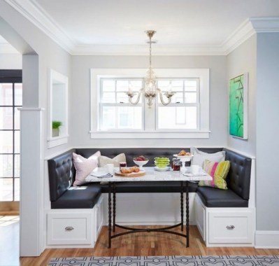 17 Modern Breakfast Nook Ideas That Will Make You Want To Become A Morning Person 12