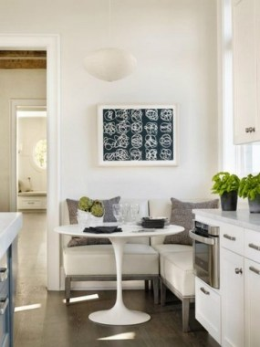17 Modern Breakfast Nook Ideas That Will Make You Want To Become A Morning Person 17