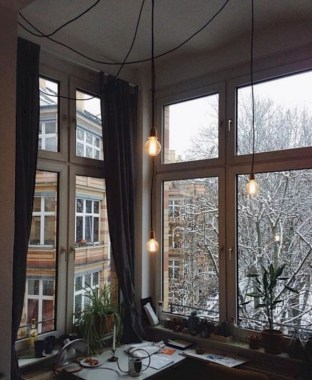 17 Small London Apartment With An Interior Window That Makes A Huge Difference 13