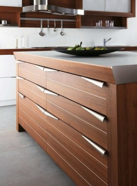18 Time Kitchen By Snaidero In Timeless Teak 19