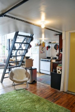 18 Tiny Eclectic Loft Is Big On Style 24