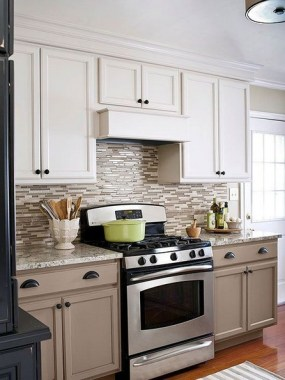 18 Two Tone Kitchen Cabinets To Reinspire Your Favorite Spot In The House 03