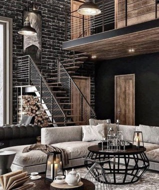 19 Warehouse Style Loft With Stunning Visual Appeal 04